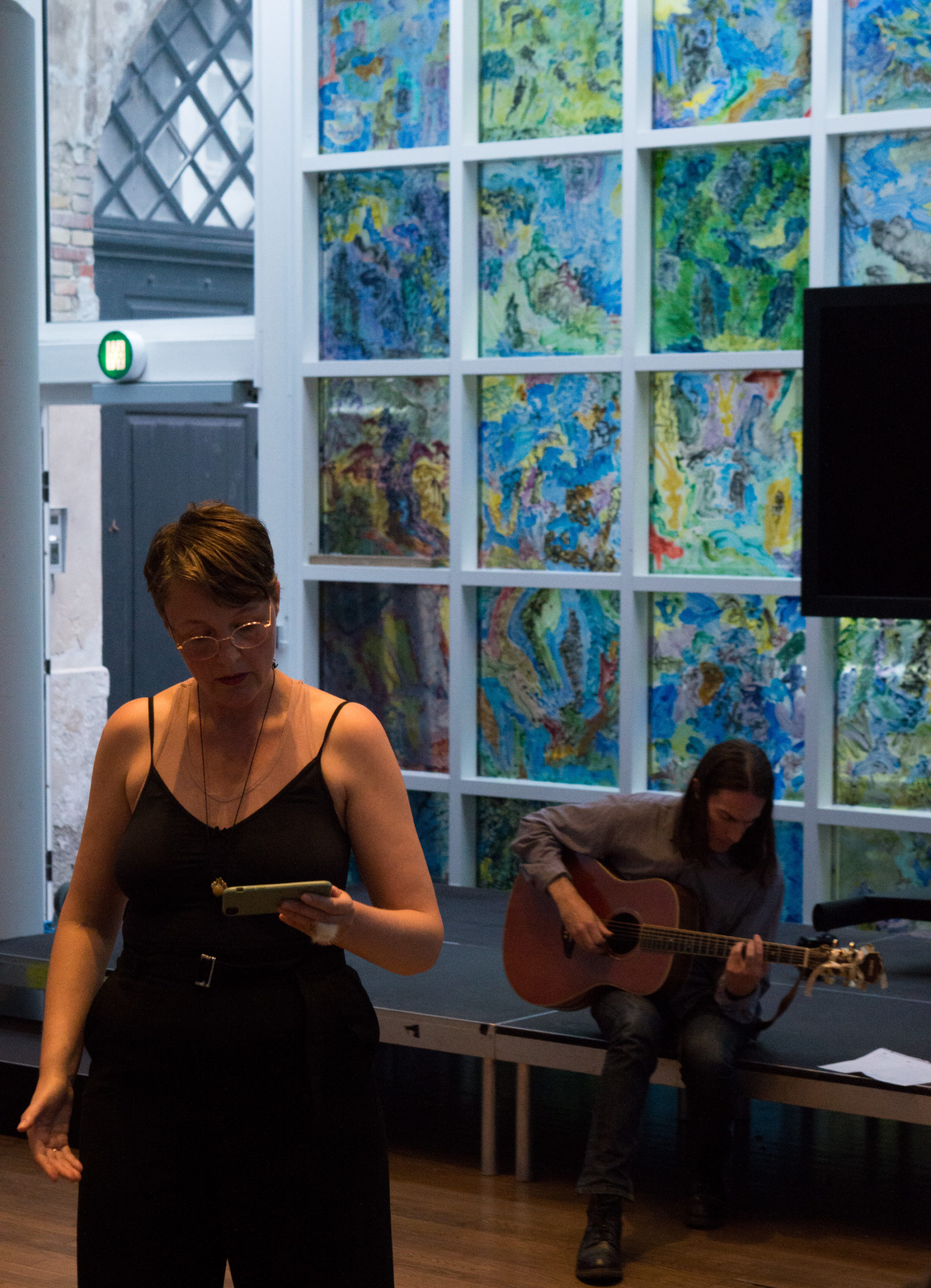 PERFORMANCE AT THE DANISH NATIONAL MUSEUM